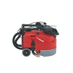 Fregadora industrial eléctrica 230v / 35 cm OMM MINISPEED-350-E