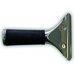 Window-cleaning squeegees and complements