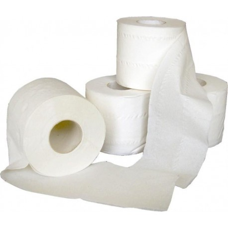 Domestic toilet paper