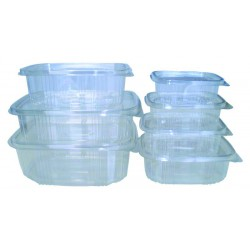 PET containers