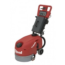 OMM MINISPEED-350-B battery-powered industrial scrubber-dryer