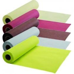 Pre-cut non-woven tablecloths