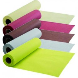 Non-woven tablecloth roll