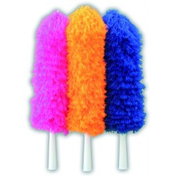 Dust mops, feather dusters, and cloths