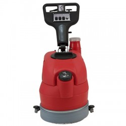 Esfregadora industrial com baterias OMM BIGLIA-430