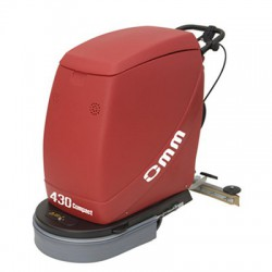 OMM COMPACT-430 TRACCIÓN battery-powered industrial scrubber-dryer