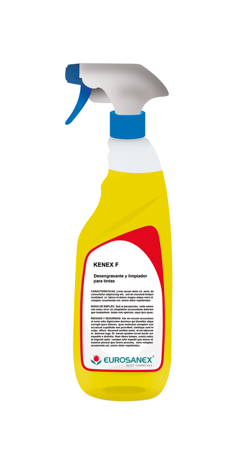 KENEX F (1) - limpiar manchas de tinta
