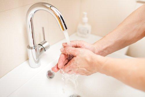 Lavarse las manos Mejor con Salud