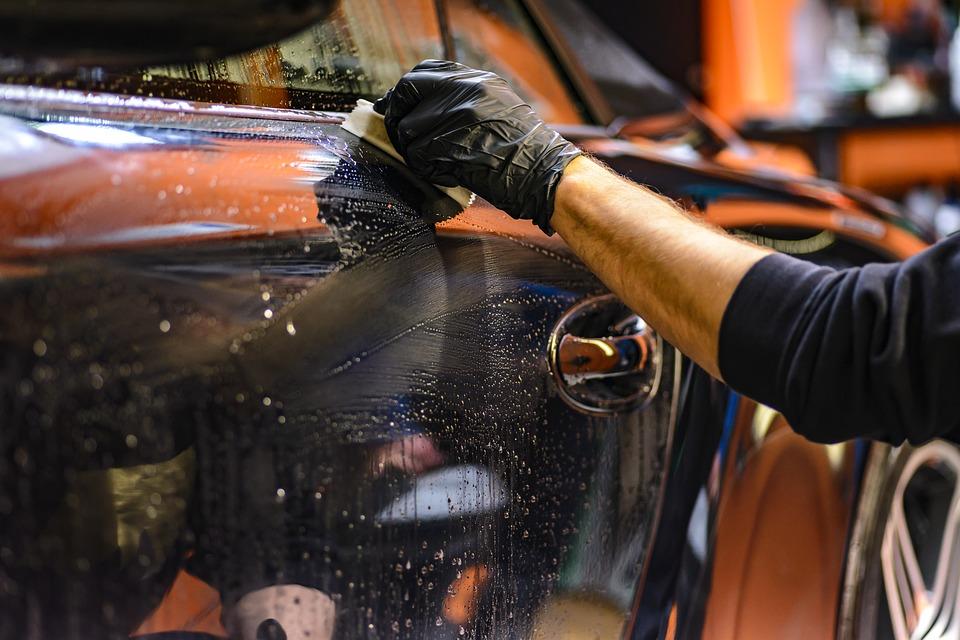 ¿Cómo mantener en buen estado la pintura de mi coche? 1