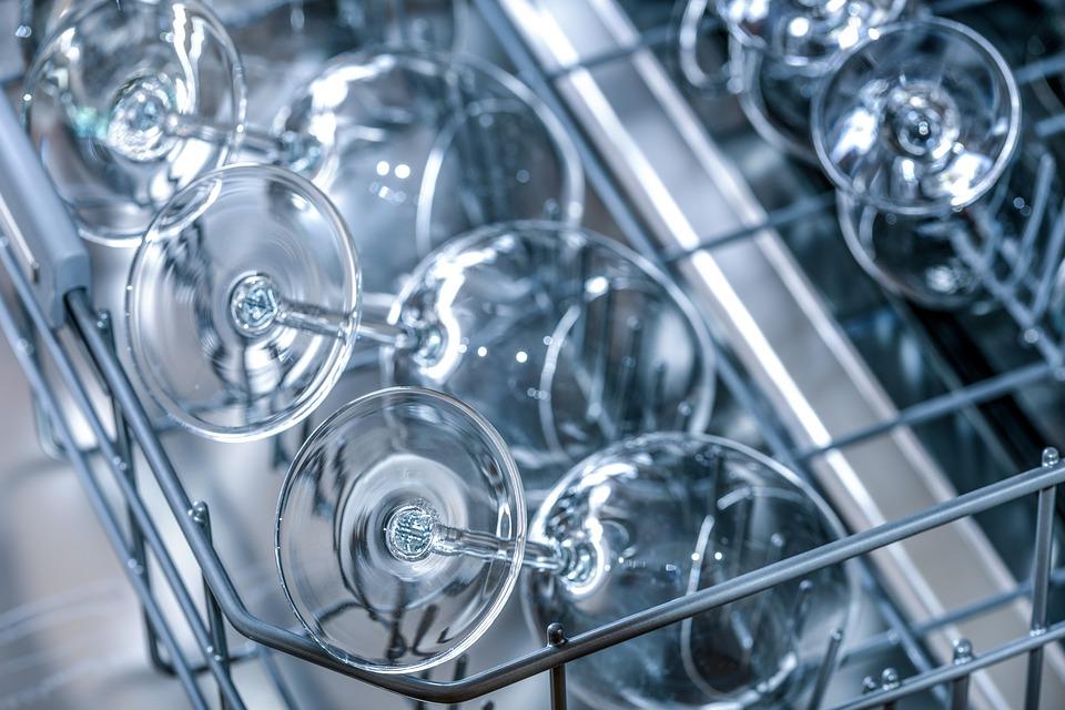 Los vasos salen blancos del lavavajillas, ¿qué puedo hacer? 1