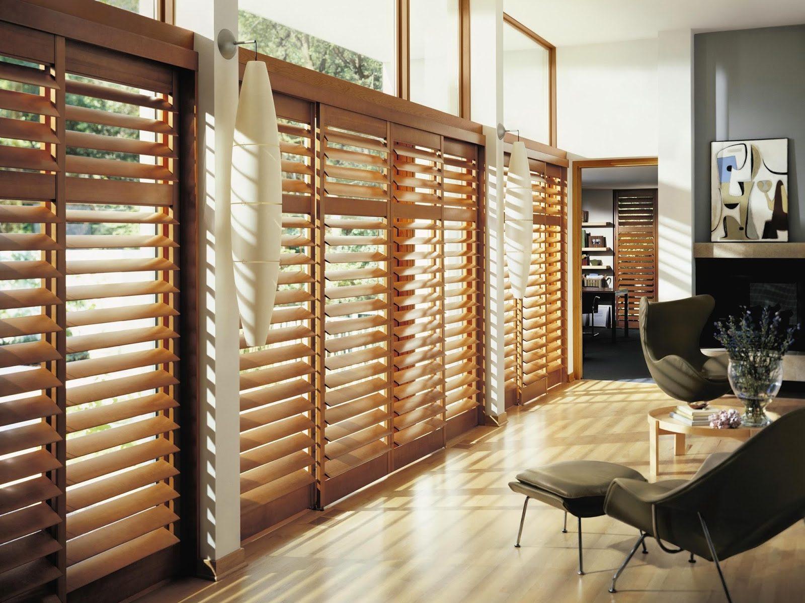 Limpiar las persianas de madera sin estropearlas