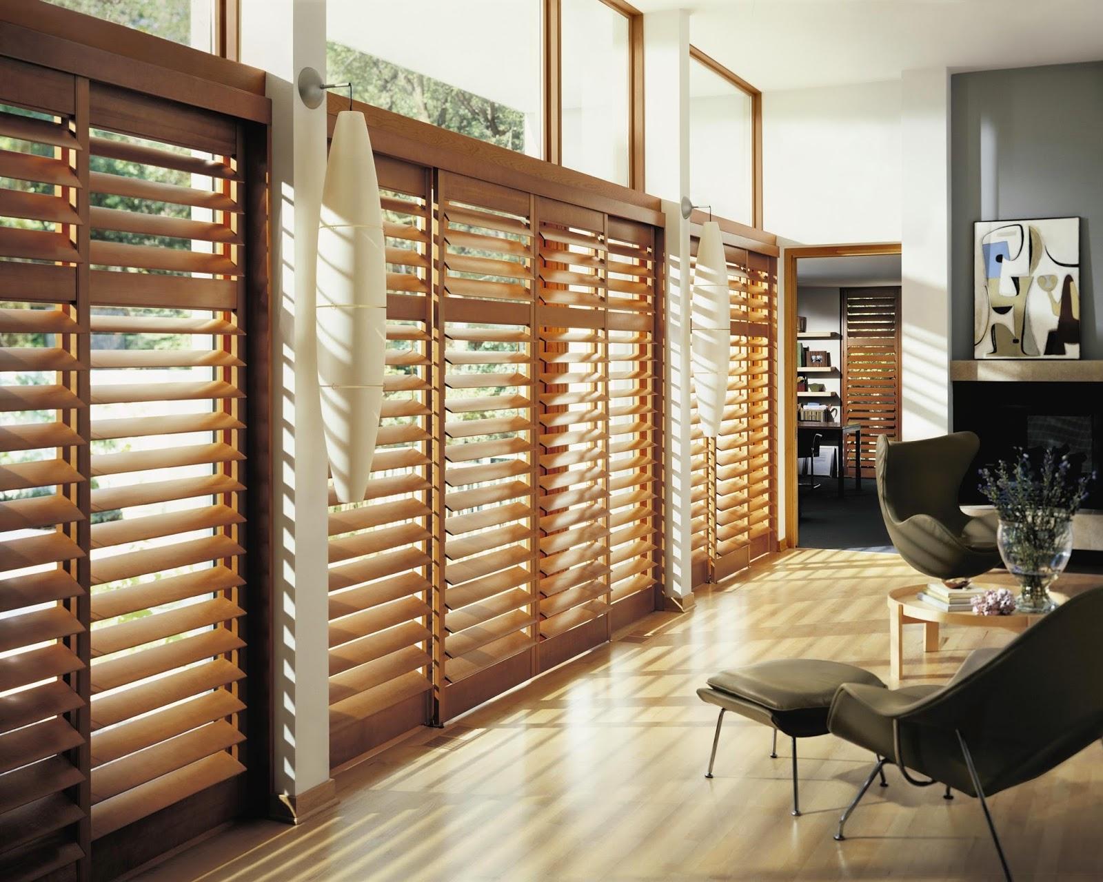 Limpiar las persianas de madera sin estropearlas 0