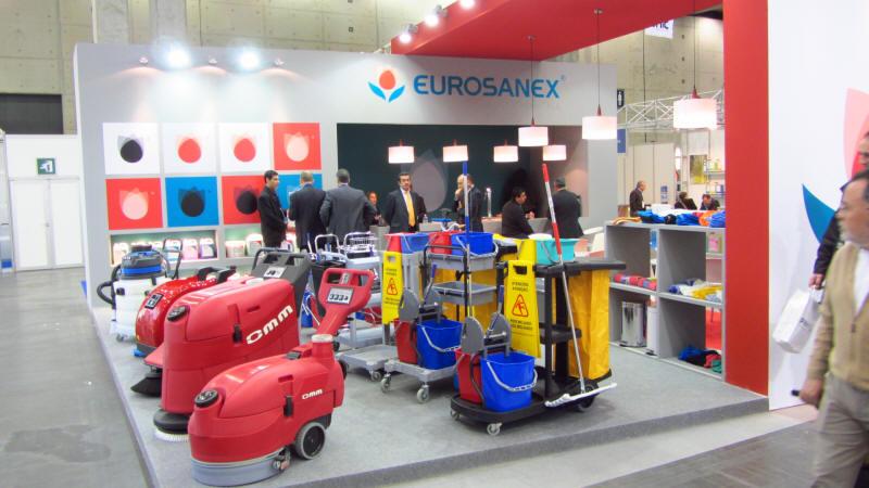 Eurosanex en Hygienalia 2017