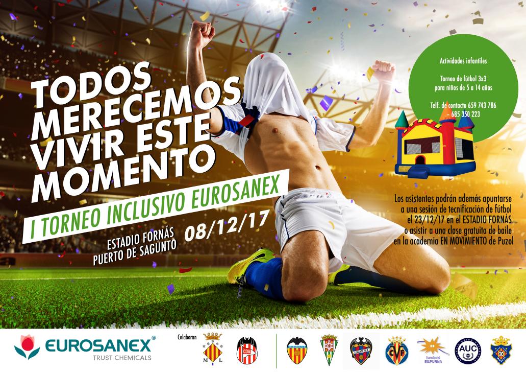 Primer Torneo Inclusivo Eurosanex