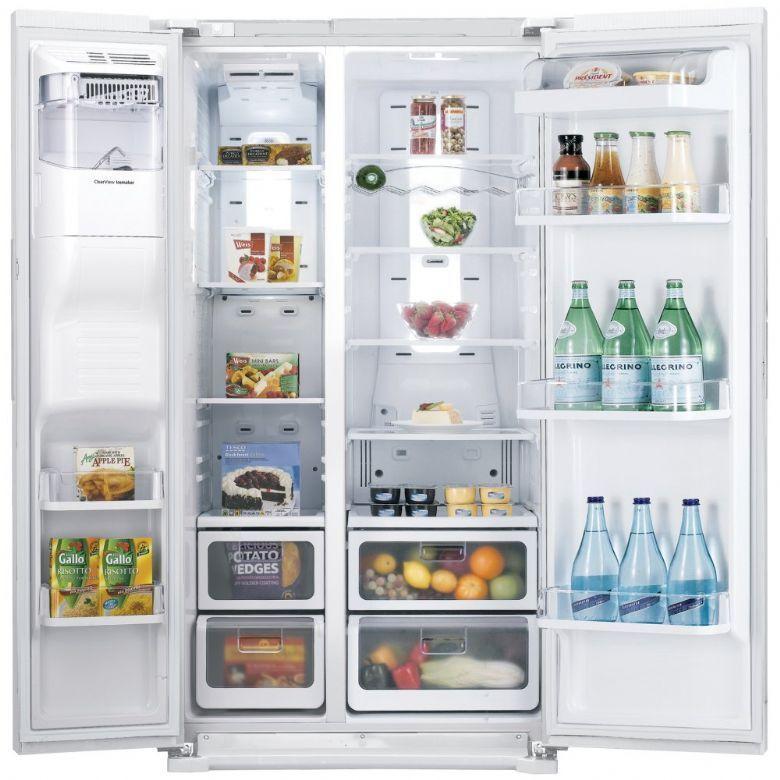 Preparar el frigorífico para guardar los alimentos de Navidad 1