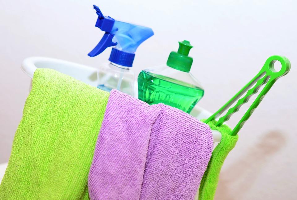 Tipos de bayetas para la limpieza profesional 0