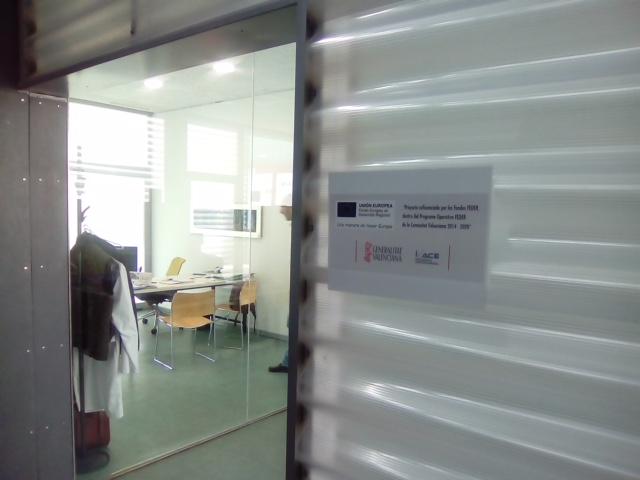 Eurosanex en el programa operativo del FEDER de la Comunitat Valenciana 2014-2020
