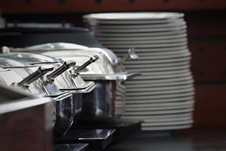 Tres desengransantes muy útiles en la cocina profesional