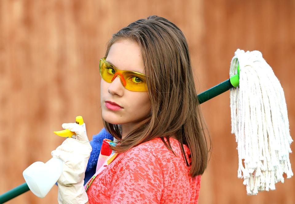 Mantén la fregona limpia y consigue mejores resultados en tus labores de limpieza