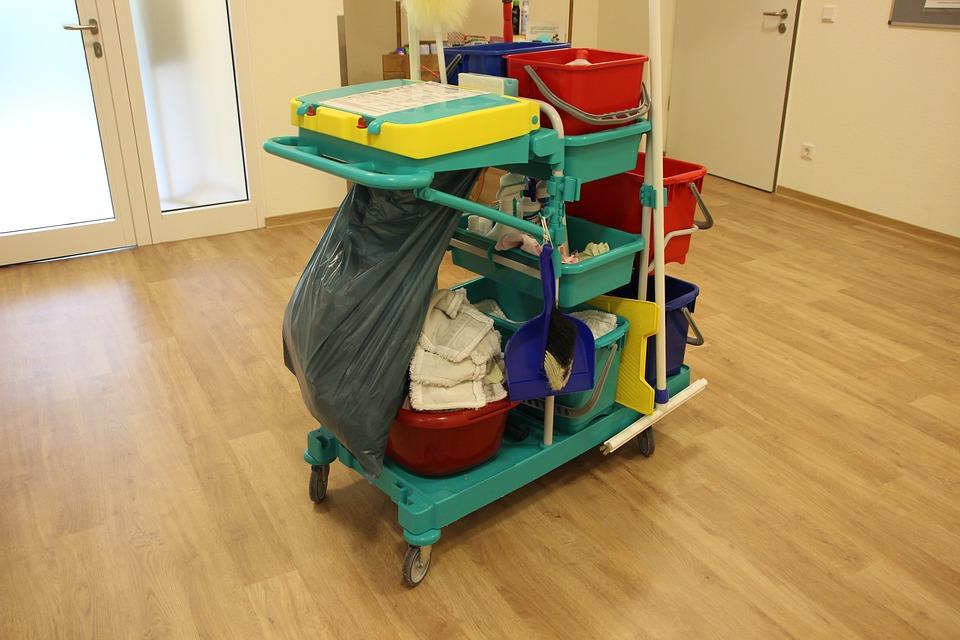 ¿Por qué tener siempre un limpiador multiusos entre tus productos de limpieza? 1