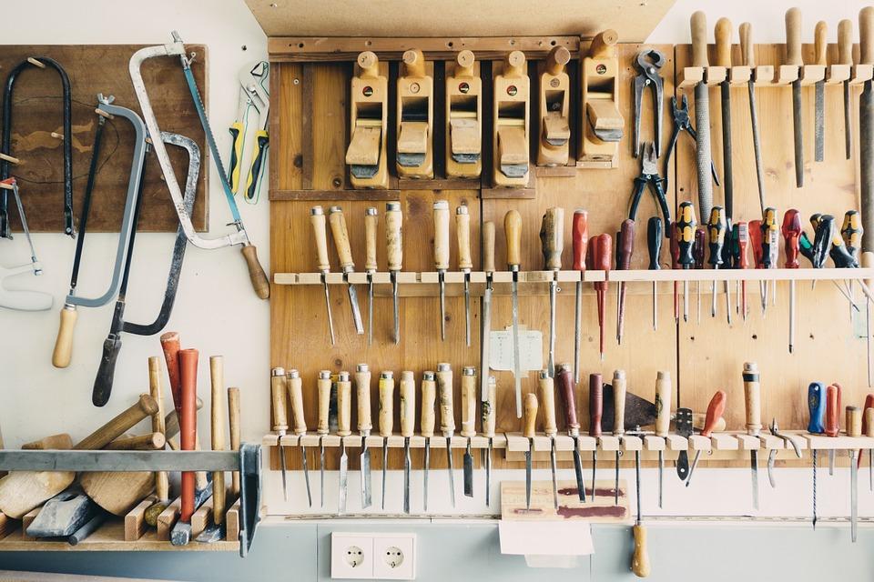 Qué tener en cuenta para mantener en buen estado las herramientas de trabajo