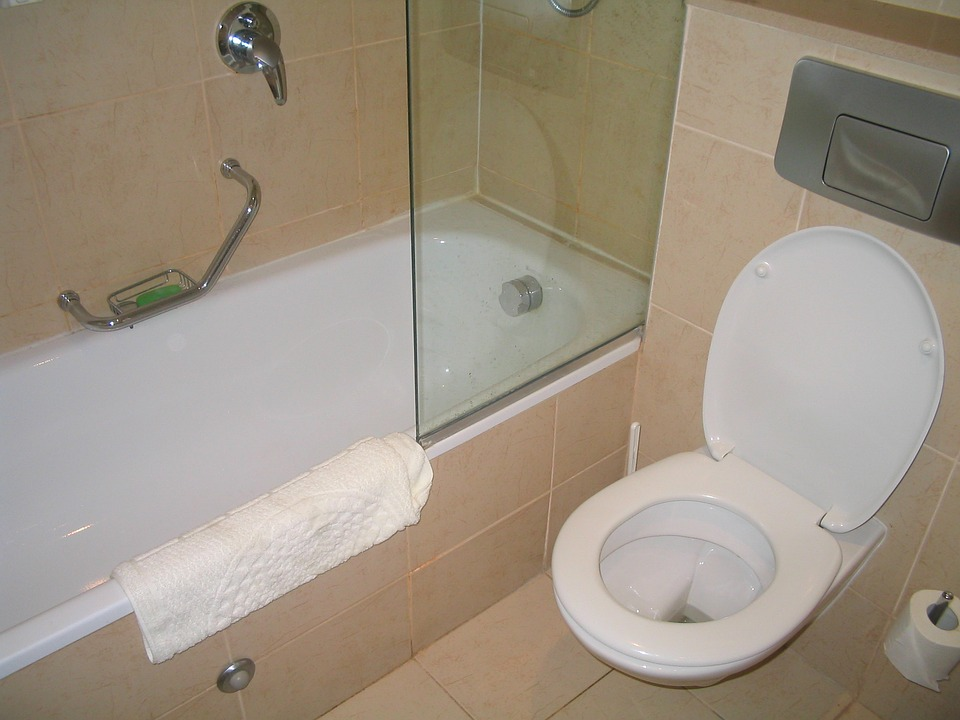¿Por qué debes limpiar el moho de las bañeras? 0