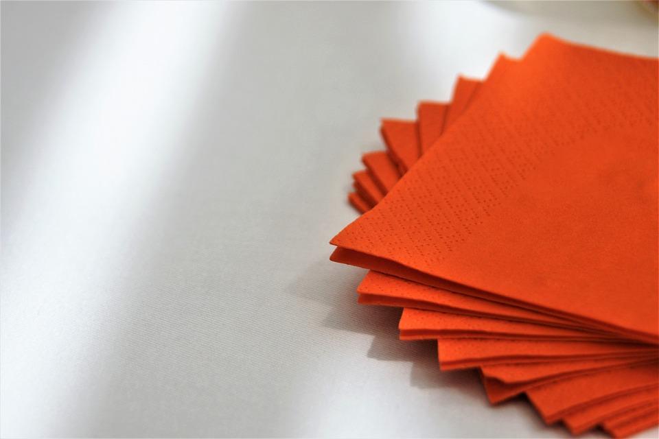 Servilletas de papel para bares, ¿de sulfito o de tissue?