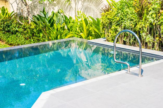 ¿Se puede mantener la piscina en buen estado durante el otoño? 0