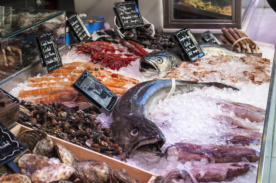Limpieza y desinfección en las pescaderías