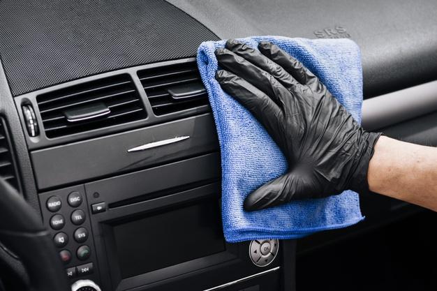 ¿Sabes cuál es la zona del coche con mayor acumulación de virus y bacterias?