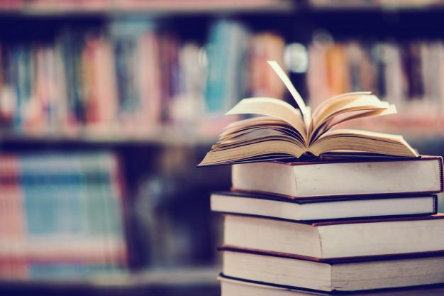 ¿Tienes libros? No te olvides de limpiarlos