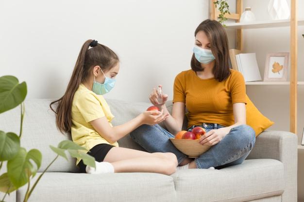 ¿Es necesario adoptar medidas de higiene especiales en los domicilios durante la pandemia?
