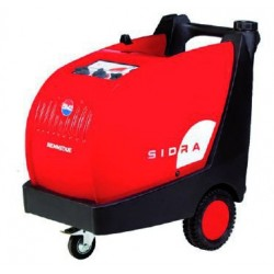 High-pressure water cleaners