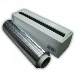 Aluminium foil and plastic wrap