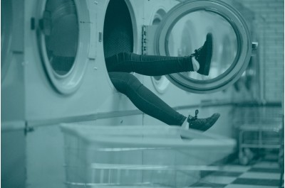 Special products for laundries