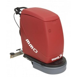 Battery-powered scrubber-dryers