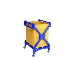 Carros dobráveis para recolha de roupa ECO-VANEX