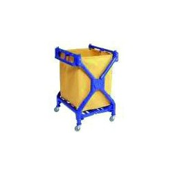 ECO-VANEX Foldable trolleys for laundry collection